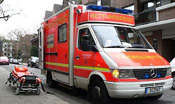 ドイツ救急車